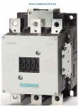 Contactor SIEMENS sirius 225A, contactor 110kW,  3RT1064-6AB36 tensiune bobina 24 V ac / DC  - SIEMENS