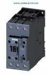 3RT2037-1AF00, Contactor 65A, SIEMENS, contactor 30KW / 400V, Sirius, Tensiune Bobina 110 V AC , S2 SIEMENS